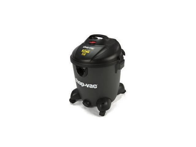 5983200 12 Gallon 5 Peak HP Quiet Deluxe Wet/Dry Vacuum