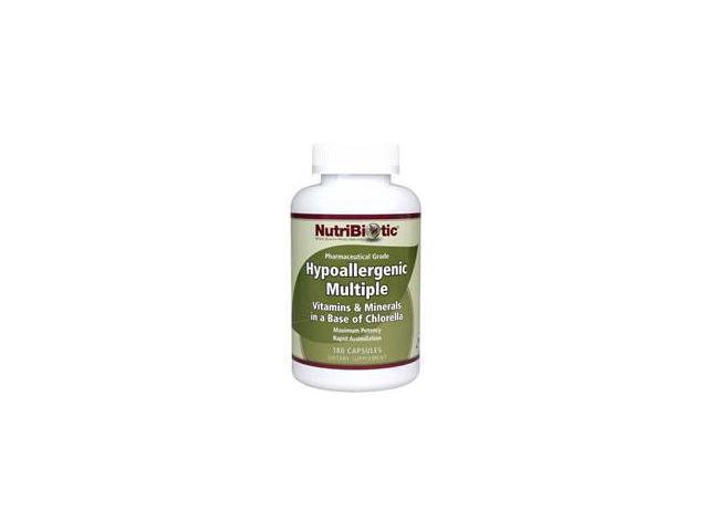 Nutribiotic Multi-Vitamin Mineral Capsule