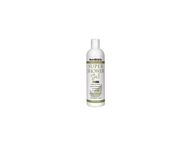Nutribiotic Vanilla Chai Shower Gel