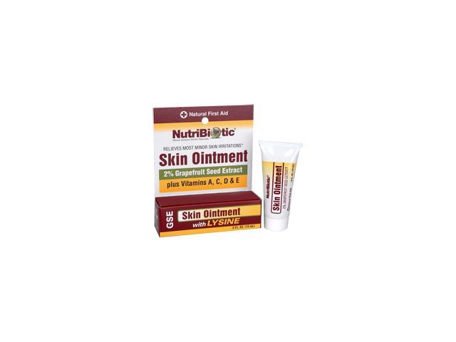 Nutribiotic First Aid Skin Ointment