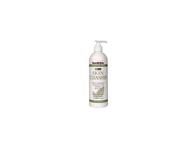 Nutribiotic Sensitive Skin Nonsoap Cleanser