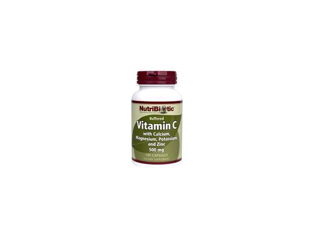 Nutribiotic Buffered Vitamin C 500 mg