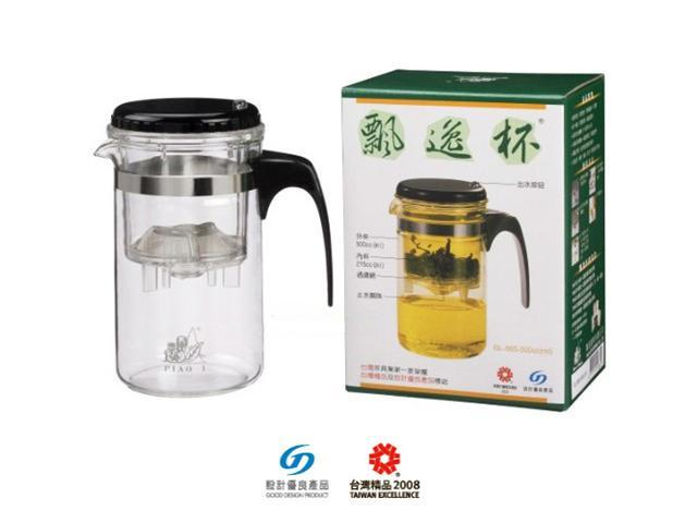 PIAO I TEA POT (GL-865)-500ml- Multi-Use Teapot Series