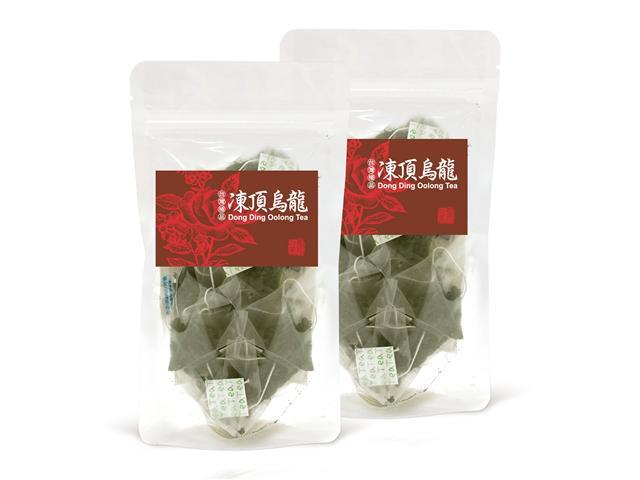 Dong Ding Oolong Bag Tea (10bags x 2 Packs/Set) - Taiwan Original Qualtiy Tea