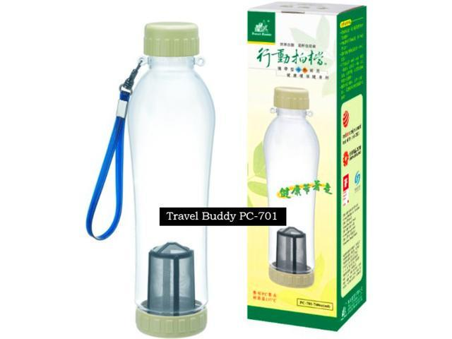 [CHINYEA TEAPARK] Travel Buddy Teapot (PC-701)-740ml Hot & Cold Dual Use Healthy Environmental Walk-cup