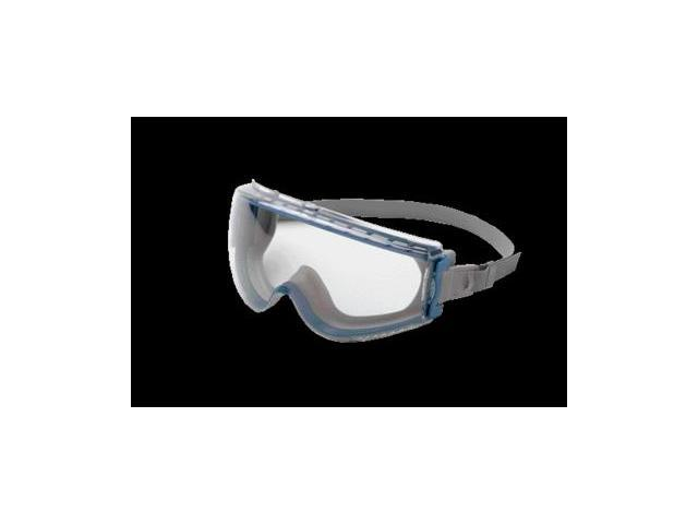Uvex by Sperian 763-S39610C Uvex Stealth Safety Goggle Teal-Gray F