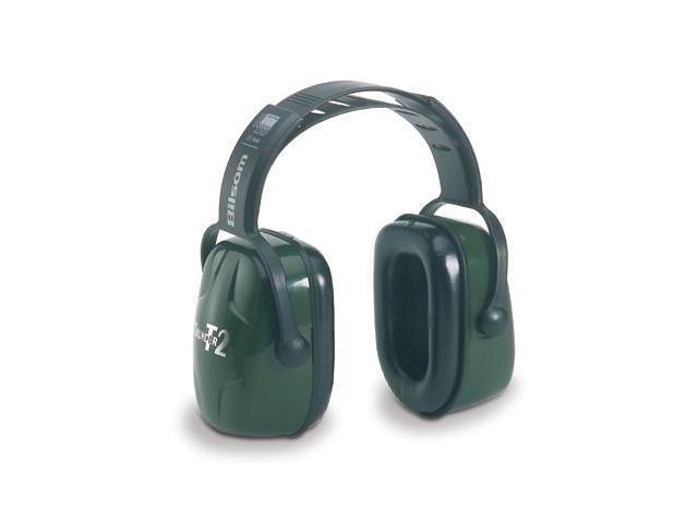 HOWARD LEIGHT BY HONEYWELL 1010929 Ear Muff, 28dB, Over-the-Head, Green