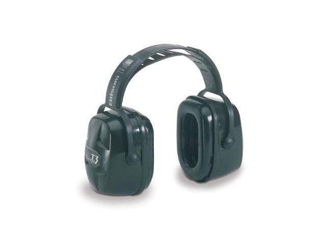 Howard Leight Thunder T3 Black Headband Noise Blocking Earmuffs NRR 30