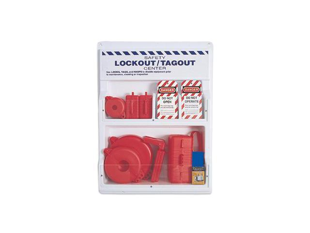 Small Complete Lockout Station Includes:  Lse101,  Vs02,  Vs04...