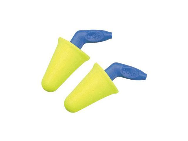 3M Multiple Use E-A-R Push-Ins Softtouch Narrow To Wide Foam Uncorded Earplugs