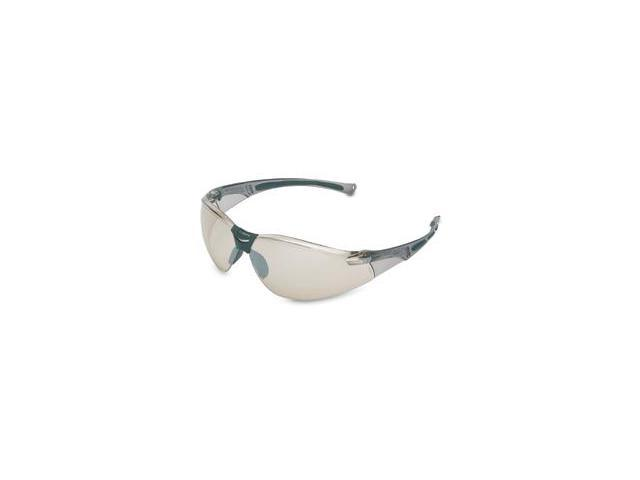 Sperian A800 Series Safety Glasses Indoor/Outdoor Mirror Silver Lens
