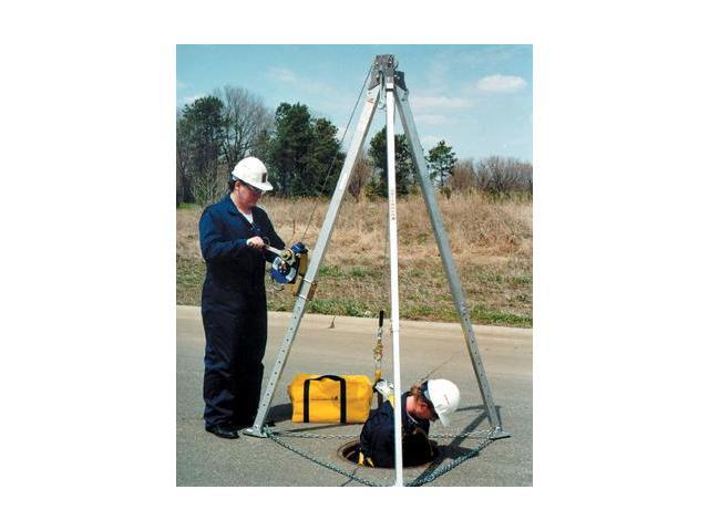 DBI SALA Portable Confined Space Entry System Complete