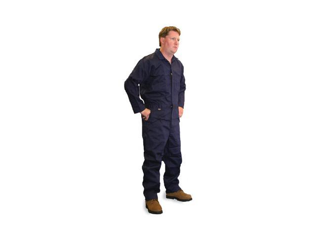 Stanco Safety Products X-Large Navy Blue 9 Ounce Indura Ultra Soft Flame Reta...