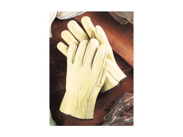 Medium Grain Cowhide Unlined Drivers Gloves
