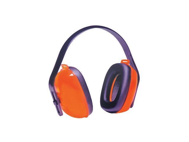 Nrr25 Orange Multi-Position Earmuff -   Nrr25 Orange Multi-Po...