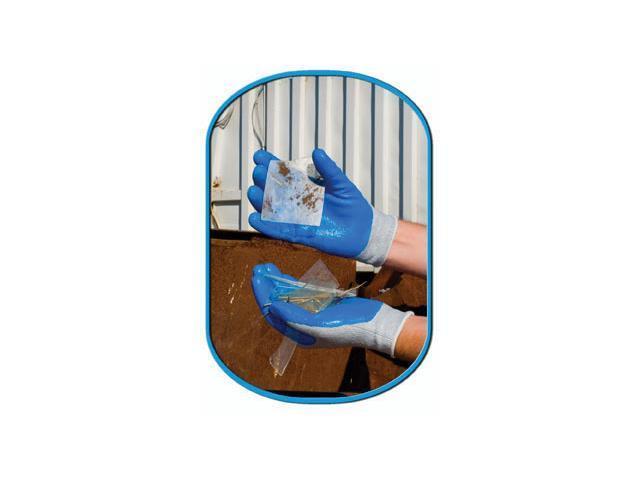 Showa Best Glove Small Blue 13 Gauge Showa 545 Seamless Hppe Knit Work Gloves