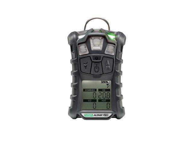 MSA Altair 4X Multigas Detector For Lel, Oxygen, Hydrogen Sulfide And Carbon ...