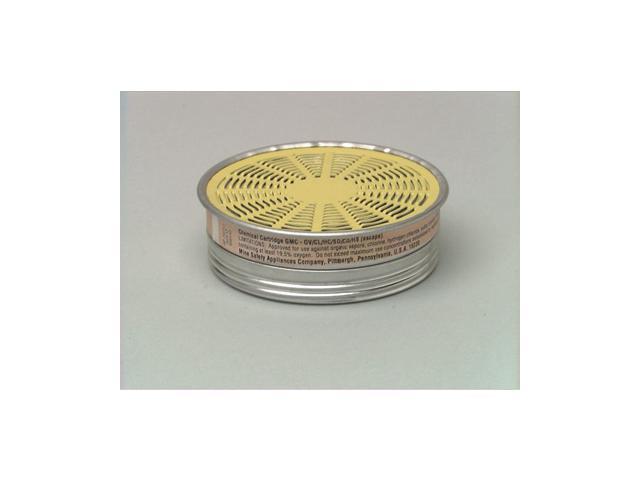 MSA Gmc Cartridge For Comfo Series Air Purifying Respirator