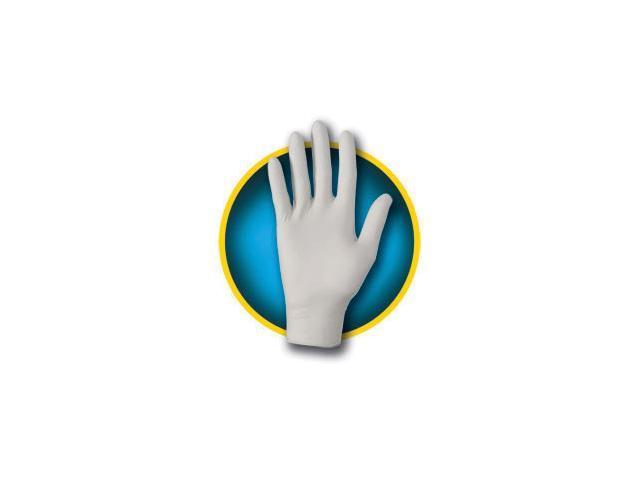 Kimberly-Clark Medium Gray Kleenguard* G10 3.5 Mil Nitrile Ambidextrous Powde...