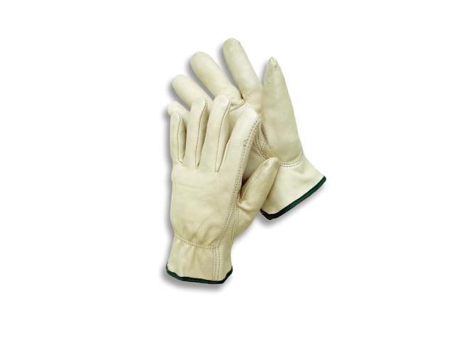 X-Large Premium Grain Leather Unlined Drivers Gloves