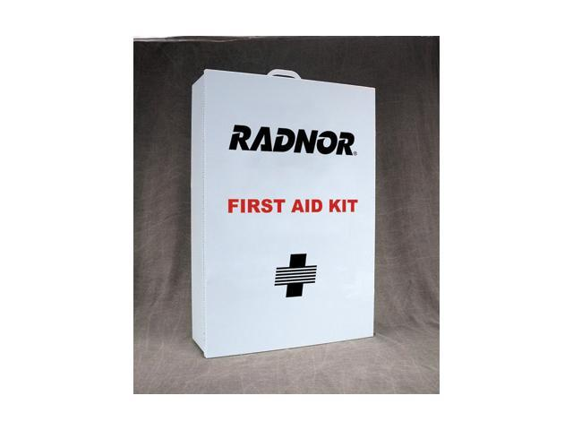 Empty Industrial First Aid Cabinet - 100 Person Five-Self Cabinet - W/...