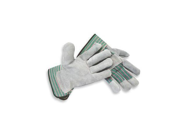 Small Select Shoulder Grade Split Leather Palm Gloves