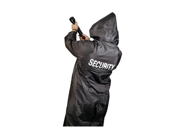River City Rainwear 3X Black Classic .35 Mm Pvc And Polyester Rider Rain Coat