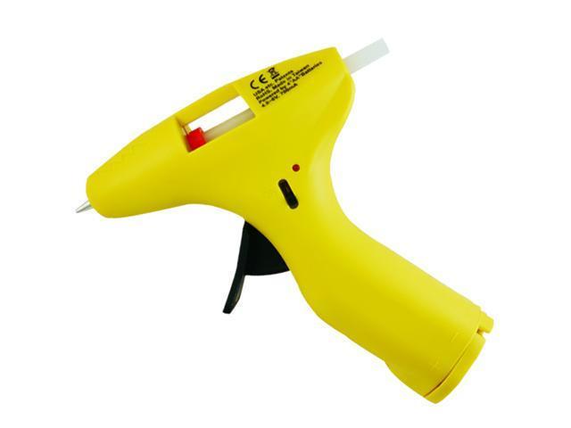 Einheat BOG-140MOYL12 Cordless Glue Gun with 12 Glue Sticks (Yellow)