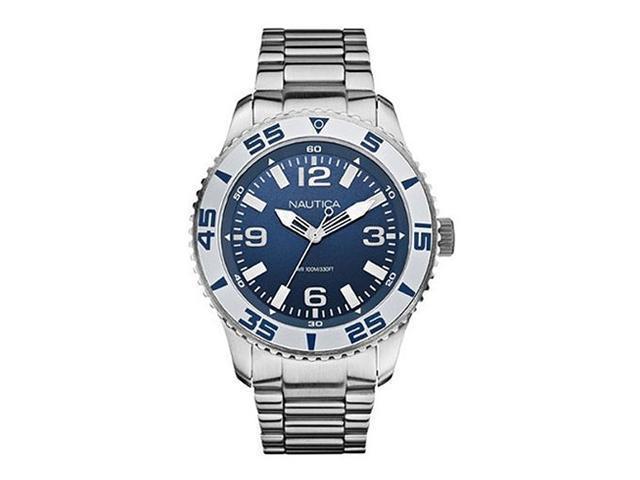 Nautica Mens Bracelet N11553G Watch