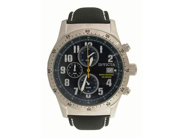 Invicta Military Chronograph Blue Dial Mens Watch 1316