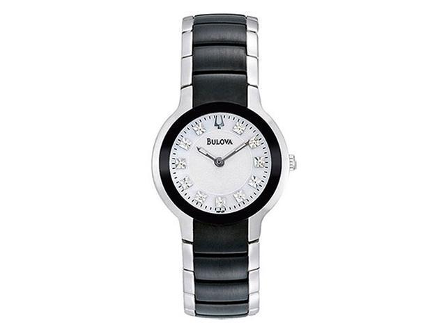 Bulova Diamonds Women's Quartz Watch 98P127