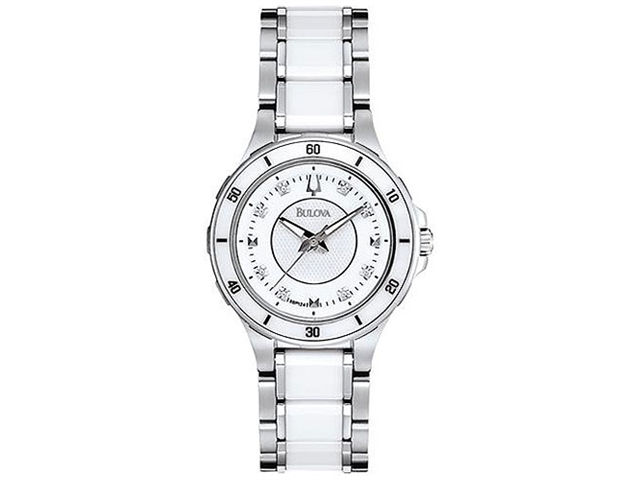 Bulova Diamond Fashion Ladies Watch 98P124