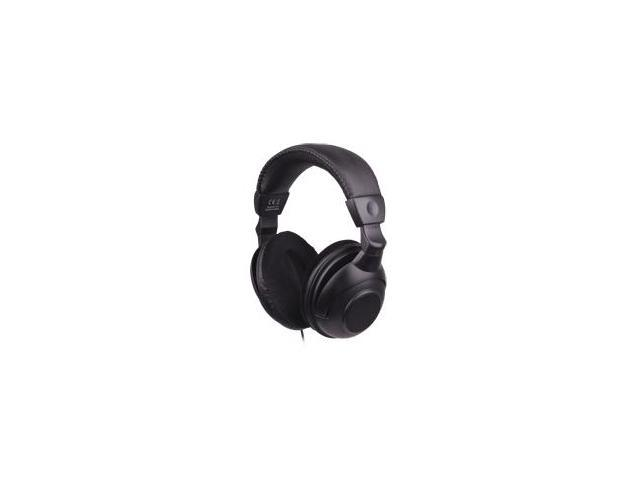 A4Tech HU-111 Bass Vibration USB Wired Gaming Headset with Microphone (Black)