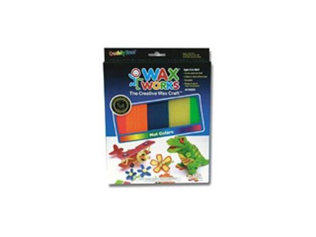Wax Works Hot Hues
