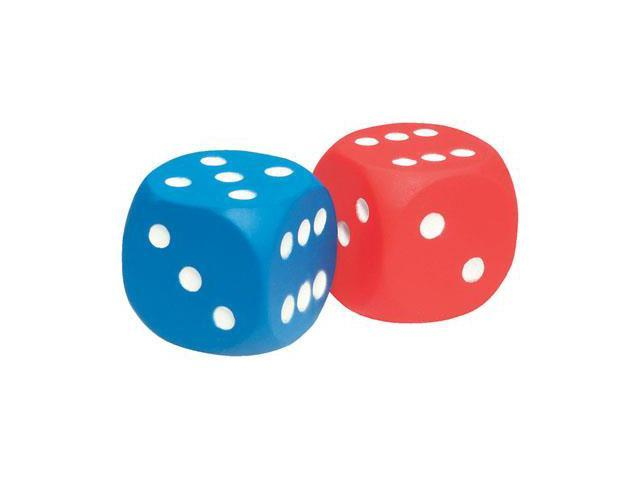 LEARNING RESOURCES LER2228 FOAM DICE DOT