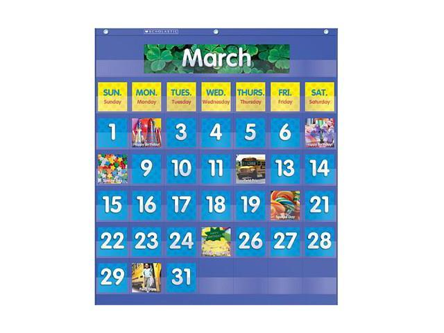 Calendar May Sia : Teacher s friend publications monthly
