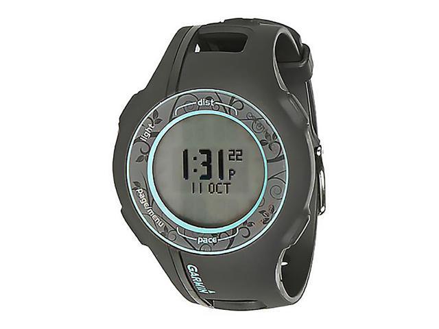 Garmin Forerunner 210 Women's Teal GPS Watch with Heart Rate Monitor