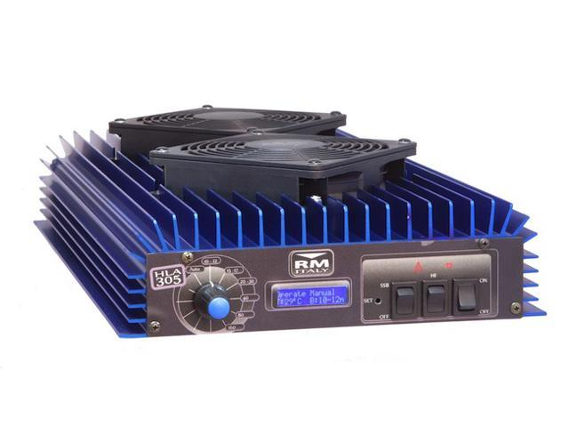 RM Italy HLA 305 V Plus Professional Linear Amplifier With Fans  sc 1 st  Newegg.com & RM Italy HLA 305 V Plus Professional Linear Amplifier With Fans ...