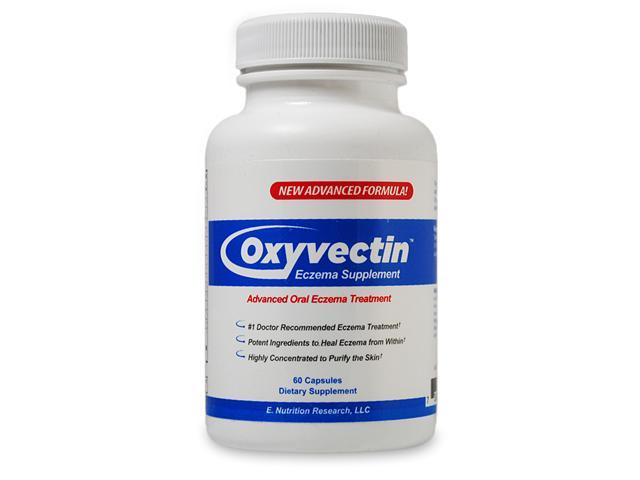 OXYVECTIN - Eczema Treatment - Supplement Natural Ingredients - Pills