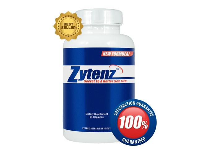ZYTENZ - Intensify Pleasure, Enhance Your Sex Life, Increase in Size, Pills