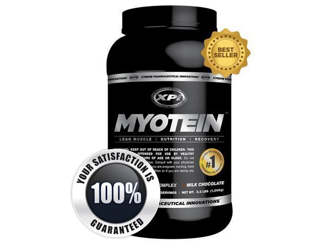 Myotein (Chocolate) Protein Powder - Whey Protein Hydrolysate, Whey-protein Concentrate, Whey Protein Isolate, Micellar Casein