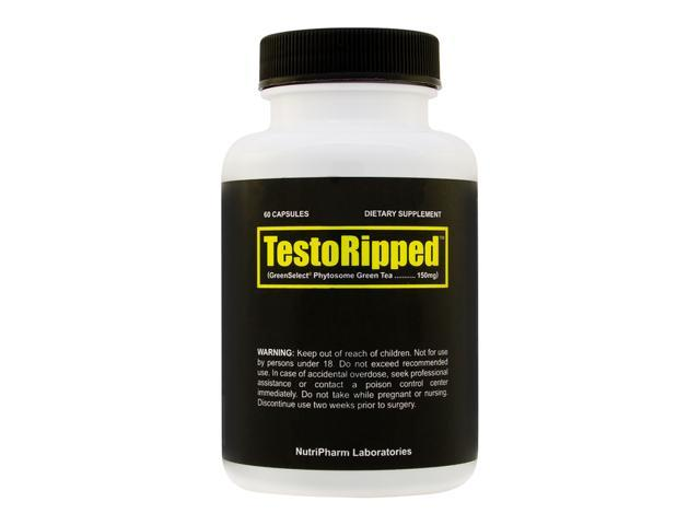 TESTORIPPED - NEW Formula! - BUILD MUSCLE - DIET 4 Men