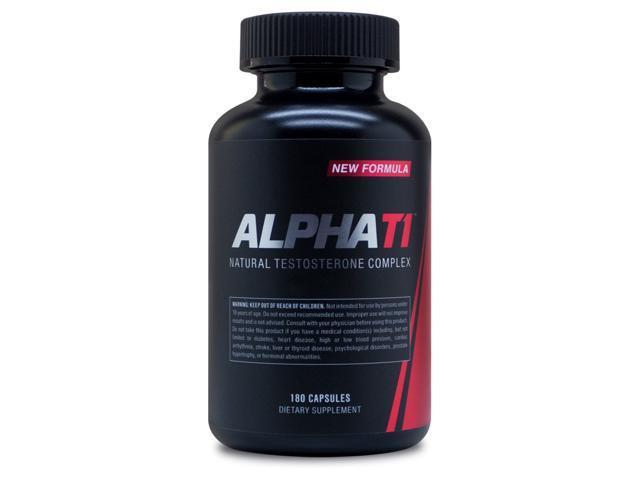 ALPHA T1 - Muscle Repair - Strength and Mass - Burn Fat - Better Sex Drive