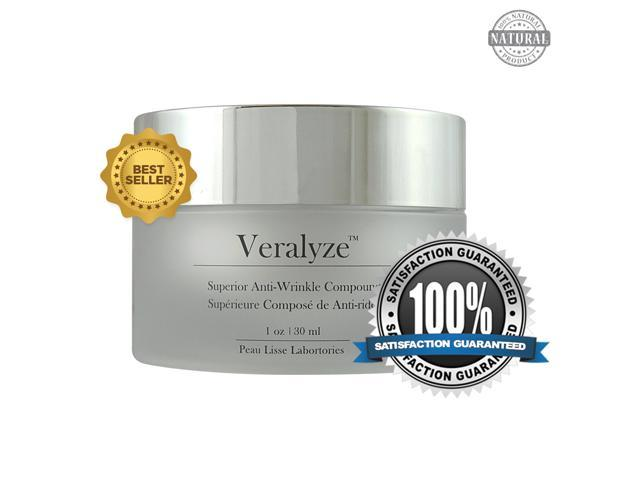 Veralyze - Best Anti-Aging Wrinkle and Moisturizing Cream - Pamper Your Skin
