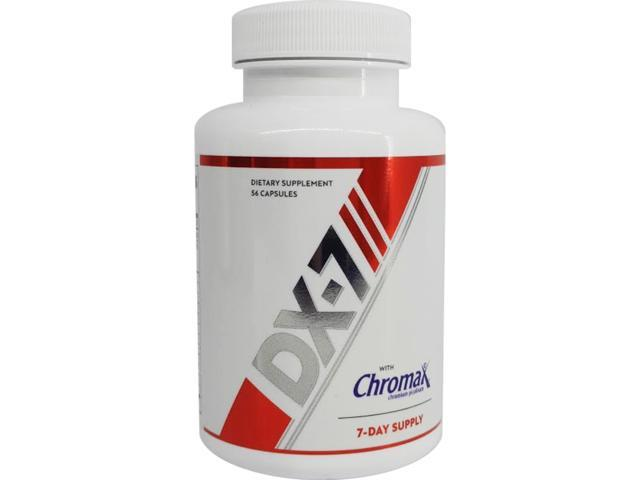 DX-7 - Fat Burner Extreme - 7 Day Fat Burner - The best diet pill and fat burner