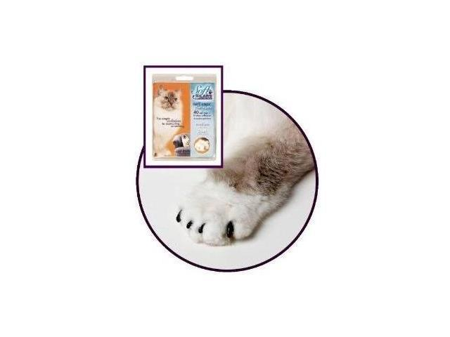 Soft Claws - Small Black - The Simple Solution to Destructive Scratching
