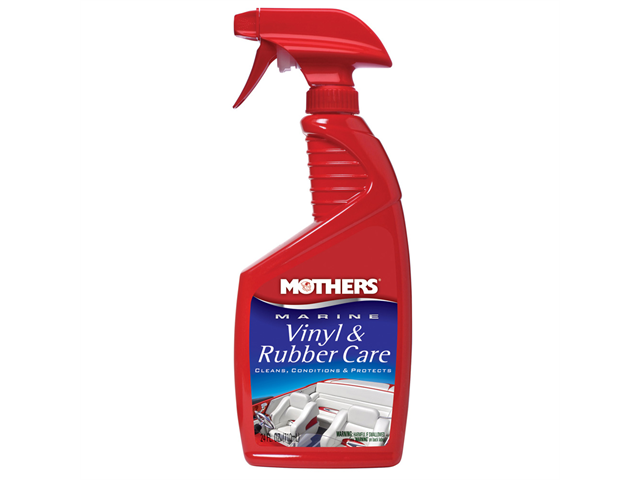 Mothers Marine Vinyl & Rubber Care Liquid Cleaner - 24oz