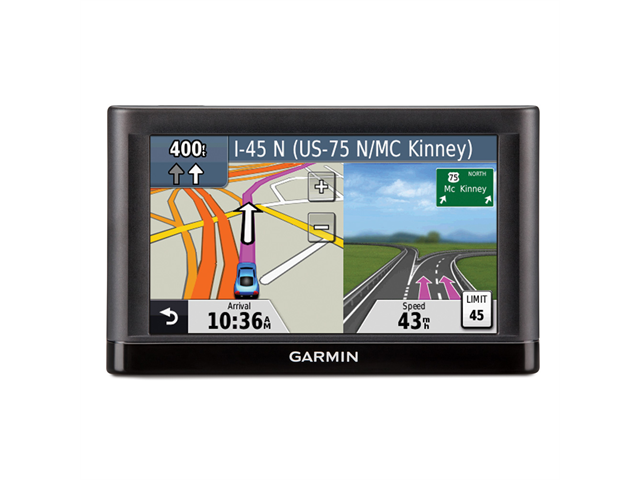 GARMIN 010-01115-00 Nuvi 52 GPS Touch Display MicroSD US