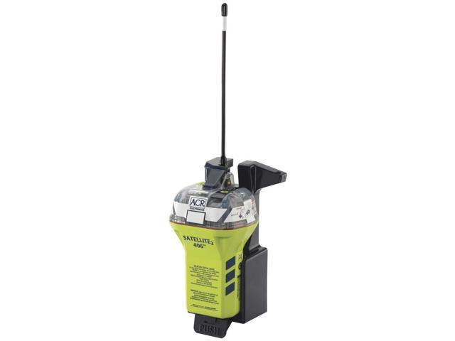 ACR ELECTRONICS 2875 Satellite 3 406 MHZ Cat II Emergency Position Indicating Radio Beacon