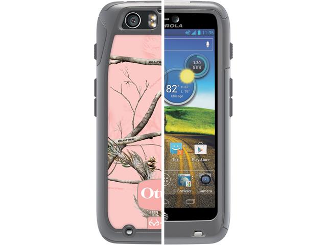 OtterBox Commuter Series f/Motorola ATRIX HD - AP Pink Camo